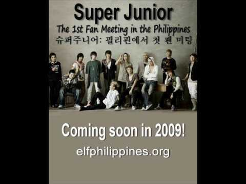 슈퍼주니어/에프티 아일랜드 in the 필리핀(super junior/ft island) in the philippines