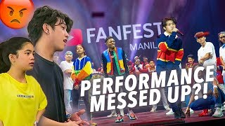 YTFF PERFORMANCE MESSED UP?! | Ranz and Niana