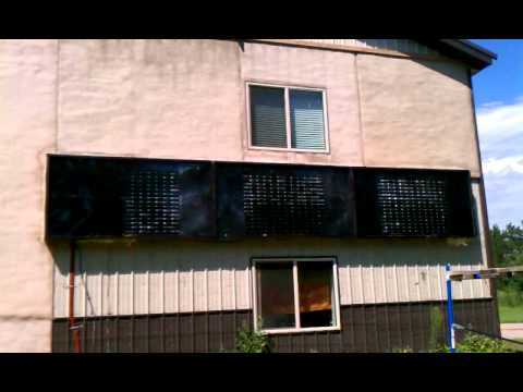 Solar can heater review