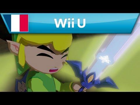 The Legend of Zelda: The Wind Waker HD - Bande-annonce (Wii U)