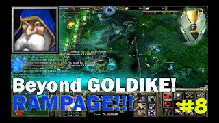 Zevz.Freestyle DOTA 1 - Dwarven Sniper | Rampage! This is madness!? KDA 34/2/13! #8