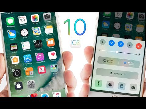 iOS 10 Beta 1 Full Walk through Review