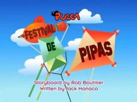 Pucca - Festival de Pipas