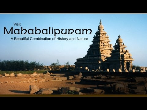 Mahabalipuram / Mamallapuram, Chennai. Video of all Tourist point @ Mahabalipuram by Sumit Khosla