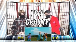 TREI ( 트레이 ) _ Gravity MV | [ NINJA BROS Reaction / Review ]