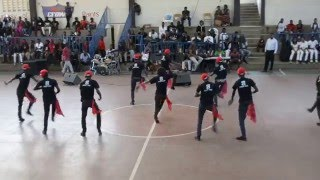 Platinum dance crew kenya @nyayo stadium