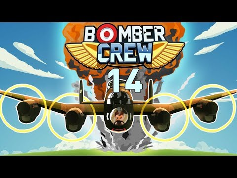 БОМБИМ ГИТЛЕРА. ФИНАЛ! - #14 BOMBER CREW ПРОХОЖДЕНИЕ