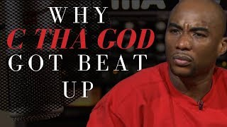 Why Charlamagne Got Beat Up
