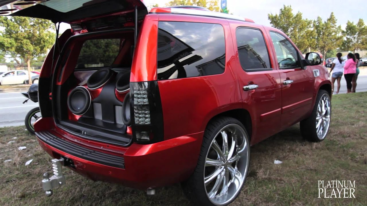 Used Chevy Tahoe >> CANDY TAHOE on 30'S- MIAMI - YouTube