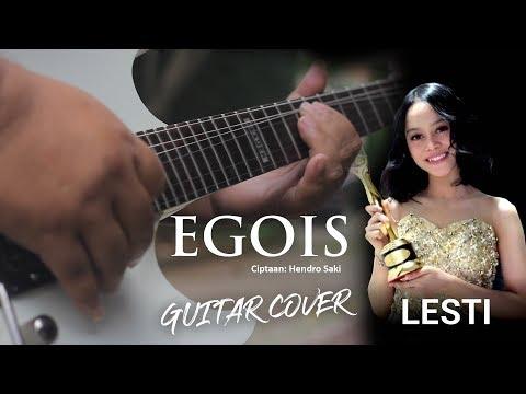 Egois - Lesti | Guitar Cover