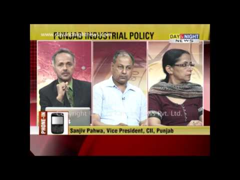 Prime (Punjabi) - Industrial Policy of Punjab - 3 June 2013