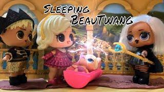 💤LOL Surprise! | Sleeping BeauTwang | Stop Motion Video | Featuring LOL Hair Goals 👑