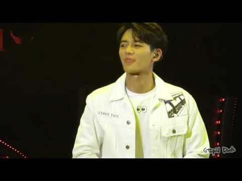151025 SHINee World IV In Shanghai - Encore: Lucky Star (Korean Ver.) MINHO Focus