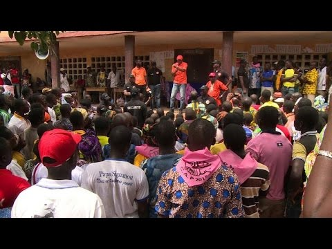 Heightened tension as Togo prepares for presidential elections