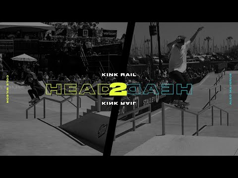 Head 2 Head: Up The Kink Rail Cole Wilson and Alec Majerus
