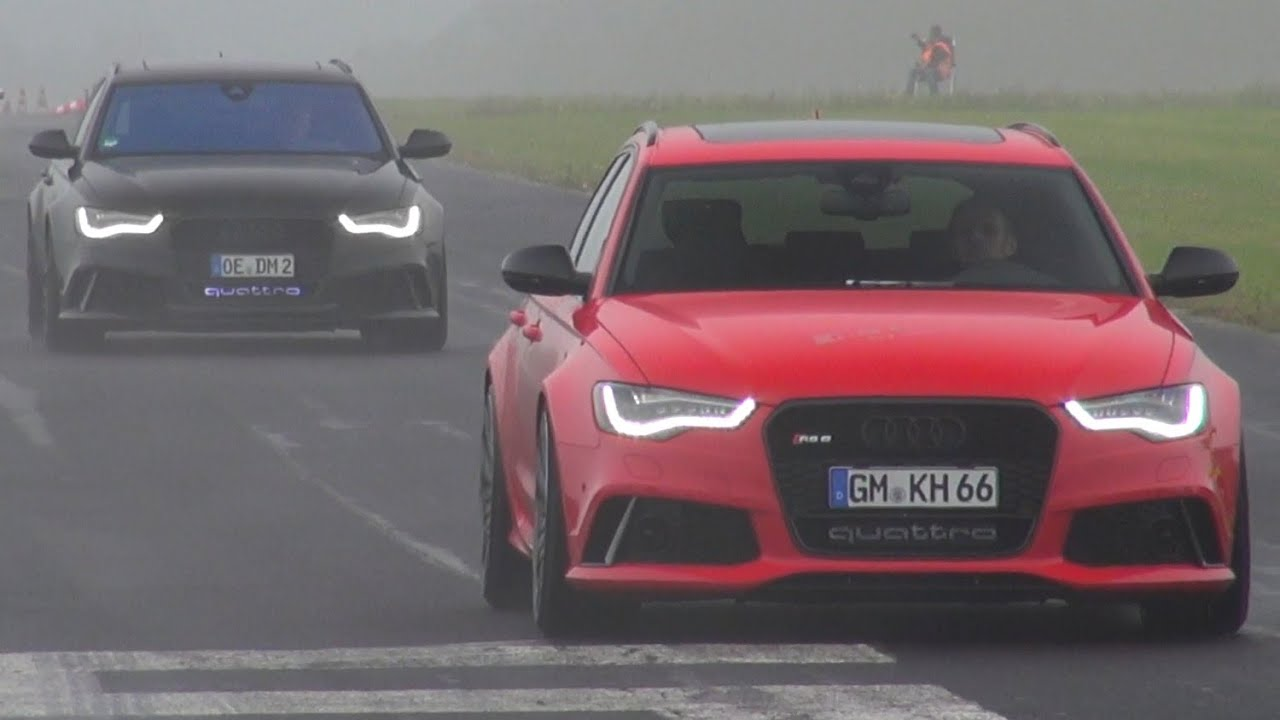 722hp Audi Rs6 Avant C7 By Kh Tuning Lovely Sounds