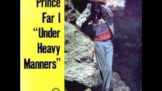 Prince Far I - Under Heavy Manners (1976) Full Album