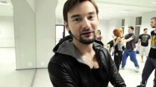 Max Barskih   Making of Z Dance 1 Kak snimali Z Dance   CHast