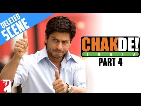Deleted Scenes - Part 4 - Chak De India