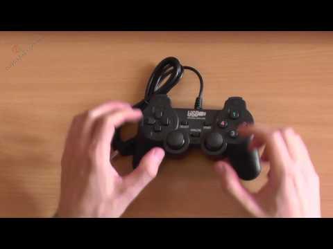 ✔ Обзор ✔ Controller usb 2.0 джойстик для ПК