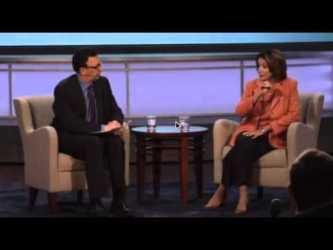 Nancy Pelosi: Bernie Sanders Might Win The Democratic Nomination