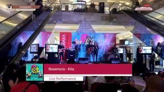 download lagu Live Perform Rosemora - Kita Launching  T8p P8p gratis