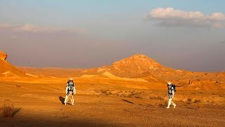 Israeli scientists conduct 4-day Mars simulation