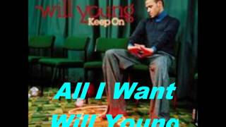 Watch Will Young All I Want video