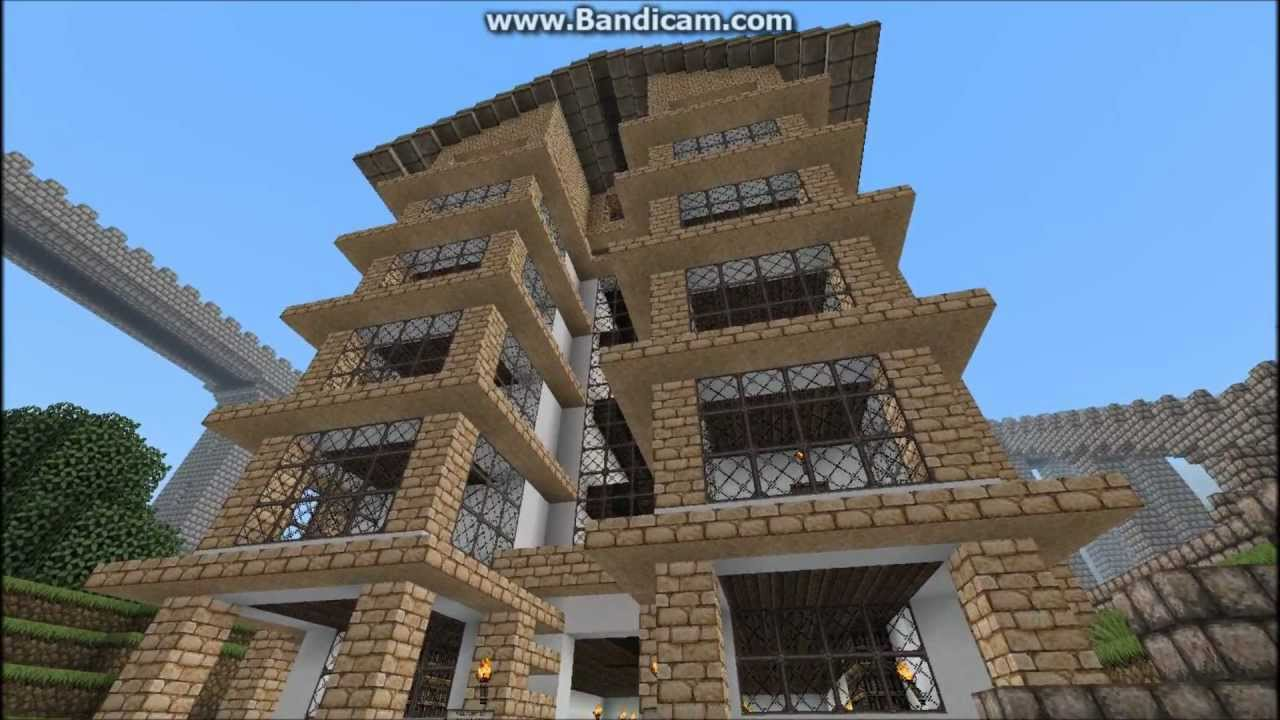 Cool hotel in minecraft elevator youtube for Cool accommodation