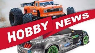 NEW RC, Gunpla and Giveaways   HOBBY NEWS February 2018