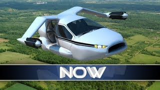 FLYING CARS & WHO WORE IT BETTER - NOW