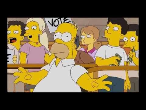 Donald Trump y otras 6 increíbles profecías de Los Simpsons