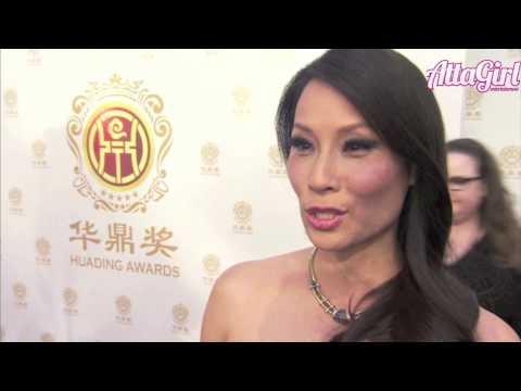 Lucy Liu hosts China's Oscars -