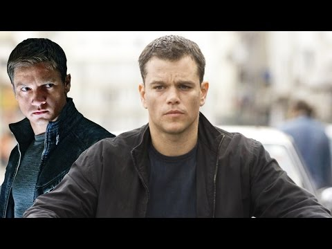 Matt Damon Returning To Bourne Franchise