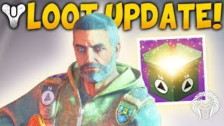 Destiny 2: BUNGIE'S DECISION & MYSTERY PACKAGE! Cheaters Banned, Disappearing Loot & Engram Fix
