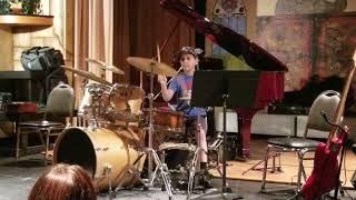 Heathens by Twenty One Pilot (9 year old drummer)