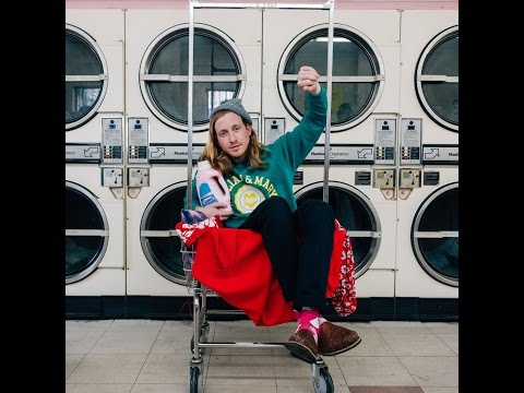 """""""Laundry"""" Audio - Asher Roth ft. Michael Christmas & Larry June"""