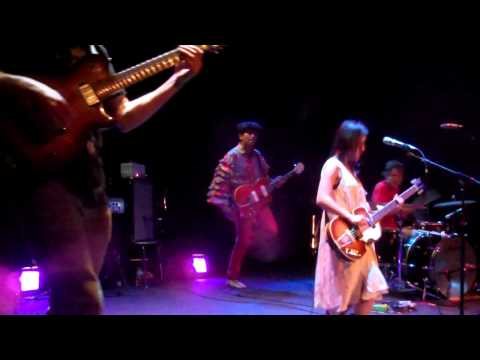 Deerhoof - Music Hall 4-6-2013  - part 1