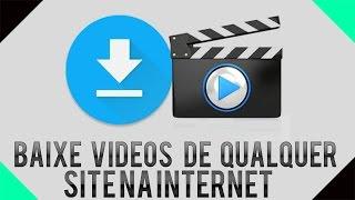 Como Baixar Videos De Qualquer Site Na Internet 2016 2017 VideoMp4Mp3.Com