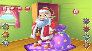 Crazy Santa's Xmas House Cleaning - Fun Christmas Games For Kids