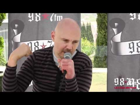 Billy Corgan Interview @ 987FM Penthouse