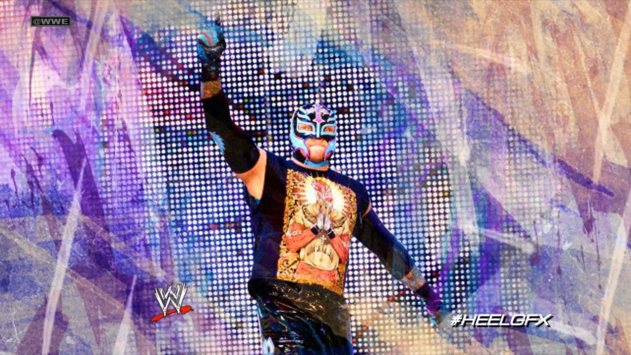Results including keyword rey mysterio theme song wwe