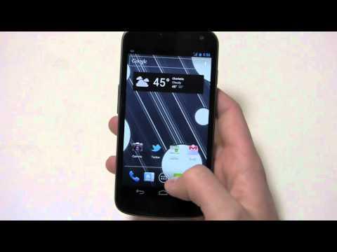 Samsung Galaxy Nexus Review Part 1