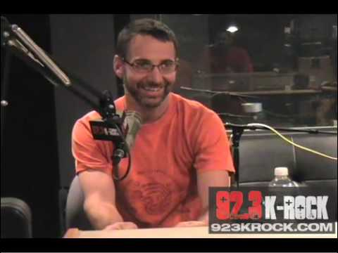 Stone Gossard on 92.3 K-Rock