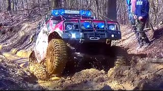 4x4 Off Road Mud (Patrol vs Pajero vs Toyota Vx vs Jeep vs Vitara) HD