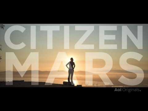 Citizen Mars | Trailer