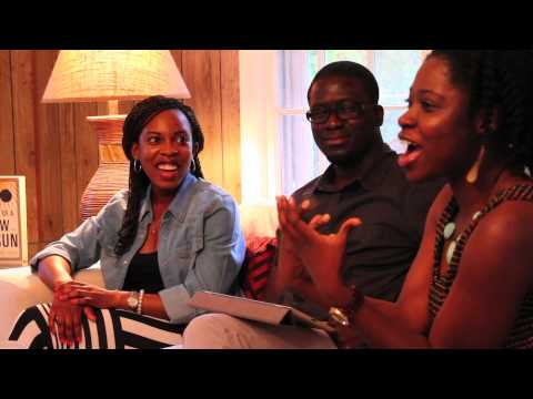 "The Living Room Ep. 1 - Conversations On ""Half of a Yellow Sun"" by Chimamanda Ngozi Adichie"
