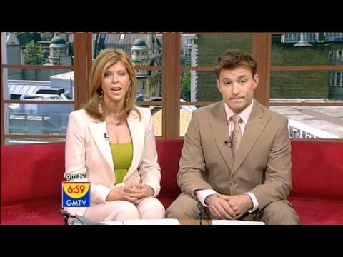 GMTV Today 2004 - Opening titles - First day of new set