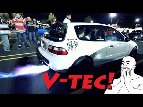 Ultimate VTEC Compilation!