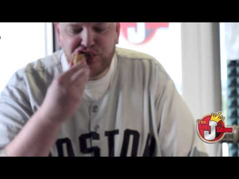 Big Irish Jay vs Big J - Eggroll Eatoff